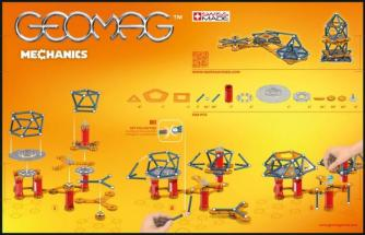 Geomag Mechanics M4 222ks .